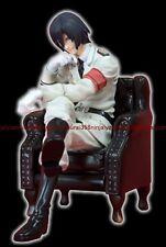Togainu no Chi SHIKI PVC 1/10 figure & CD white uniform ver LTD ED Kotobukiya