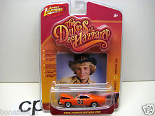 THE DUKES OF HAZZARD SERIES 3 * 2 GENERAL LEE 1969 DODGE CHARGER 1:64 CARS