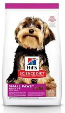 Hill's Science Diet Dry Dog Food Adult Small Paws for Breed 4.5 LB
