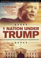 Donald Trump - 1 Nation Sotto Trump Nuovo DVD
