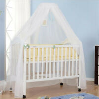 Summer Baby Bed Mosquito Net Mesh Dome Curtain Net for Toddler Crib Cot MP