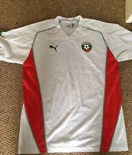 Bulgaria Home Football Shirt