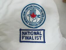 Mopar NOS 1978 Chrysler Canada Trouble Shooting Contest National Finalist Jacket