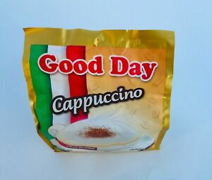 good day cappuccino with choco granule contains 20 sachets 25g