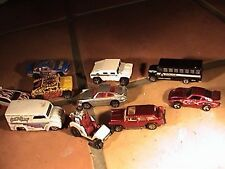 lot of 10 vintage hot wheels cars and trucks #21-30 K see list