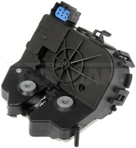 Dorman 940-121 Tailgate Actuator - Integrated For 00-07 Ford Focus