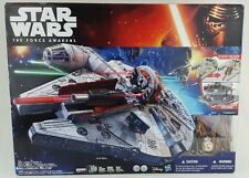 Star Wars The Force Awakens Battle Action Millenium Falcon Hasbro Nerf *New*