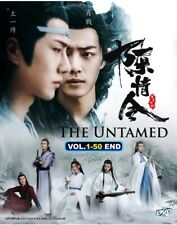 Chinese Drama DVD The Untamed 陈情令 (2019) English Subtitle