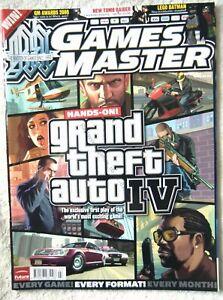 63364 Issue 196 Games Master Magazine 2008