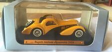"""DIE CAST """" BUGATTI ATALANTE DECOUVRABLE - 1939 """" 1/43 AUTO ELITE SCALA 1/43"""