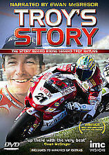 Troy Bayliss. Troy's Story. Complete Series. 2 Disc Dvd Set. Motorcycle.  R2