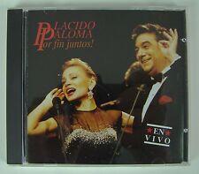 """Placido Paloma """"Por fin juntos"""" (en vivo) ~ Capitol EMI Latin"""