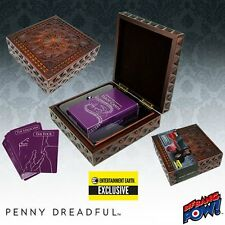 Penny Dreadful Tarot Card Set with Wooden Presentation Box