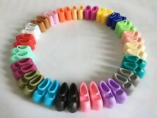 Neo Blythe And Barbie Dolls Mary Jane Shoes 21 Colors