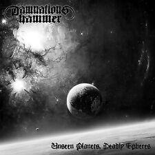 DAMNATION'S HAMMER - Unseen Planets,Deadly Spheres - CD - 4028466900265