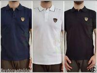 Polo Shirt Emporio Armani EA7 Uomo Maniche Corte Primavera Estate