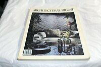 Architectural Digest July 1983 Mary Tyler Moore English Garden Nob Hill Westbury