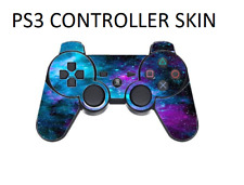 Nebula Galaxy Space PS3 Dual Shock Controller VINYL DECAL STICKER