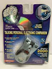 E-Brain Timex Data Link System Talking Personal Electronic Companian Toy EBrain