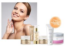 Luxus Gesichtspflege Set Anti Aging Peeling Lifting Intensivpflege Feuchtigkeit