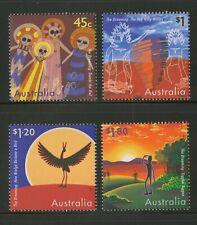 Australia   1997   Scott #1608-1611    Mint Never Hinged Set