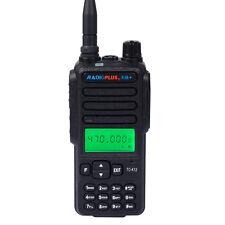 RADIOPLUS TC-K12 UHF 400-470MHz Two Way Radio 12W High Power Waterproof