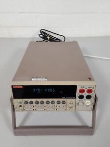 Keithley 2000 Digital Multimeter Lab