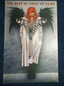 Best of Crypt of Dawn (TPB) Linsner, Collects #1-6 Sirius 2000 1st Print