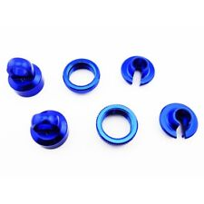 Hot Racing YET15606 Axial Yeti Wraith AX10 EXO 10mm Shock Upgrade Kit (Blue)