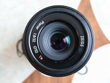Sony E-Mount Zeiss Touit Planar T* 32mm/F1.8 Lens