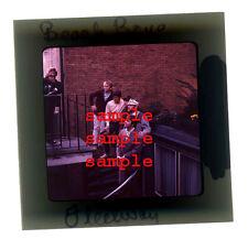 """Original 2.25"""" color film Transparency The Beach Boys Dennis Wilson Photo Surf"""