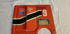 MATTEL BIG JIM ACTION FIGURE RESCUE RIG TRUCK DRIVERS SIDE BACK PANEL PARTS ONLY
