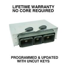 Engine Computer Programmed with Keys 2002 Ford Explorer 1U7A-12A650-GMB MGT1