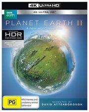 Planet Earth II 2 : NEW 4K Ultra HD UHD