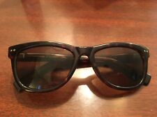 Cole Haan Tortoiseshell Amber Lens Sunglasses
