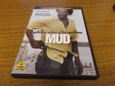 Mud (DVD, Widescreen 2013) Matthew McConaughey NEW Reese Witherspoon