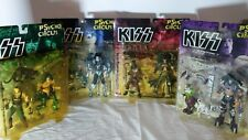 KISS Psycho Circus Action Figures Complete Set 4 NEW McFarlane Toys NM AWESOME