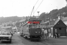 PHOTO  1984 ISLE OF MAN TRAM NO 26 DERBY CASTLE RAILWAY STATION MANX ELECTRIC RA