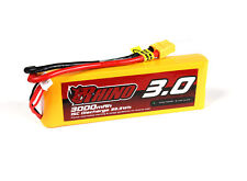 RC Rhino 3000mAh 3S 15C Lipo Pack w/XT60