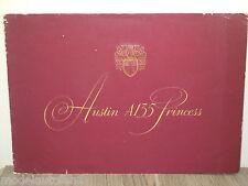 Folder/Brochure Austin A135 Princess *4443
