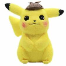 Pokémon Detective Pikachu Plüschfigur Spielzeug weich gefüllte Puppe