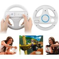 3 Color Racing Steering Wheel For Nintendo Wii Mario Kart Controller Remote Game