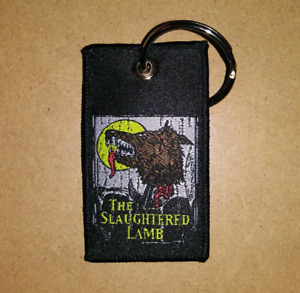 KEYCHAIN - The Slaughtered Lamb - HORROR / An American Werewolf in London