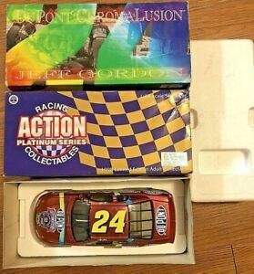 1/24 JEFF GORDON #24 CHROMALUSION 1998 ACTION NASCAR DIECAST 50th Anniversary