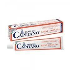 STOCK X 24 DENTIFRICIO PASTA DEL CAPITANO ANTIBATTERICO 100 ML igiene orale