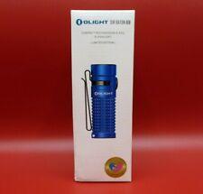 OLIGHT S1R Baton II (Blue) 1000 Lumens Flashlight Charity Edition S/N 1536