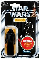 "Star Wars Retro Collection Darth Vader 3.75"" 1970's Vintage Style Action Figure"