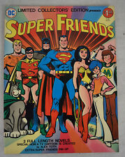 Super Friends 1 C-41 Treasury 1976 NM- Superman Batman Wonder Woman