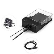 USB 3.0 2.5/3.5 Zoll SATA Festplatte Dockingstation Externes Festplattengehäuse