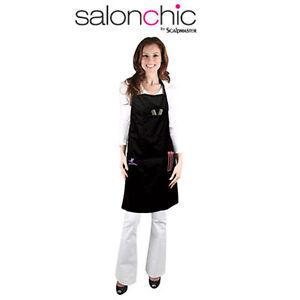 Salonchic #4077 Salon Spa Hair Cutting Hairdressing Stylist Bamboo Fiber Apron